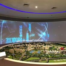 宁波展馆投影系统图片