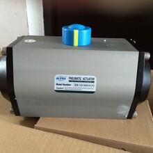APLHA品牌αB-125DA双作用气动执行器