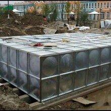 朔州不锈钢水箱厂家直销图片
