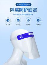 防護面罩防疫護眼防飛沫防護罩雙面防霧高清隔離面屏防病毒