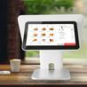 奶茶店点单机超市主副屏收款机餐饮收银机服装零售扫码定制