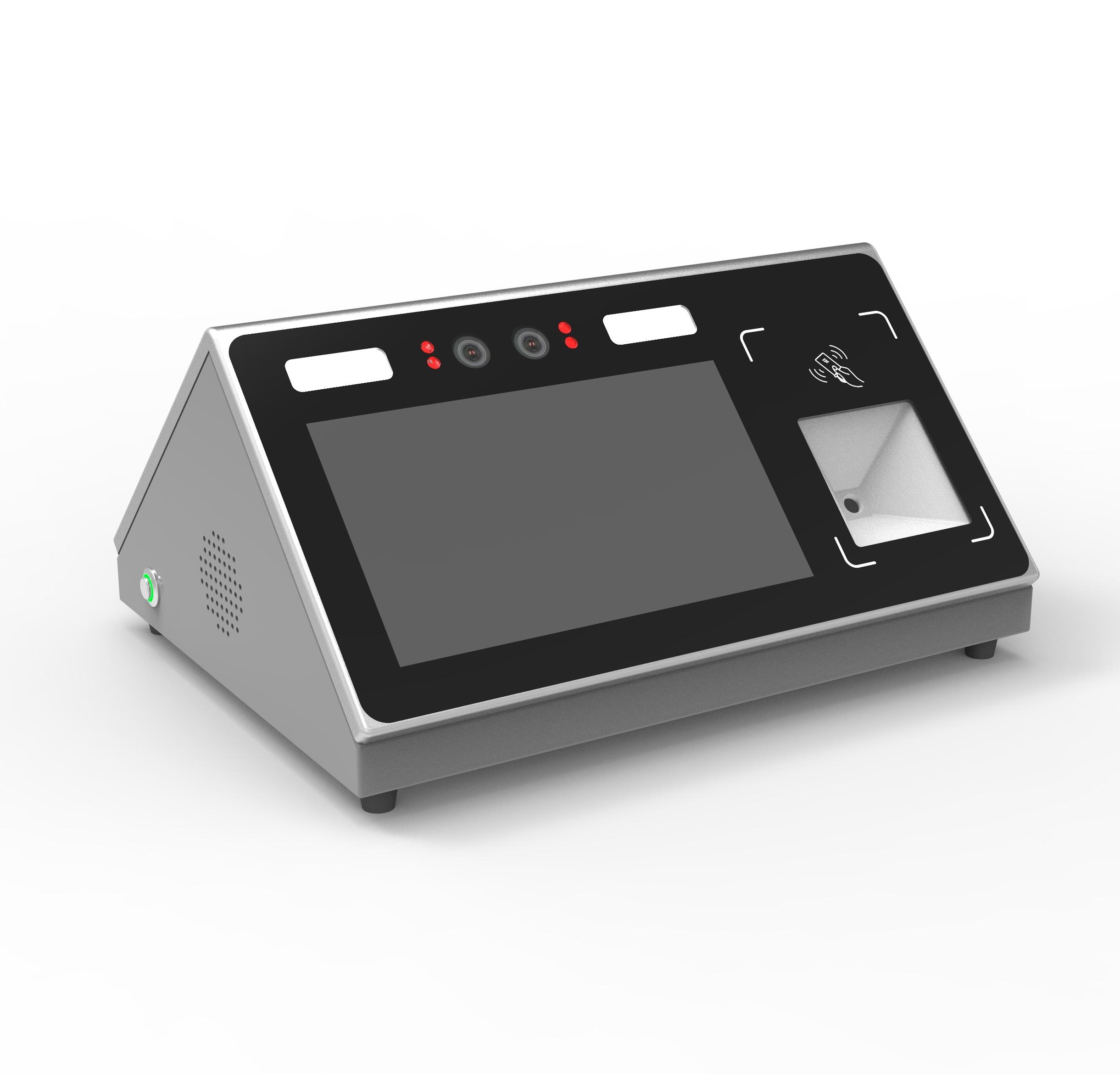食堂收款机IC卡消费机校园一卡通台式缴费机定制开发
