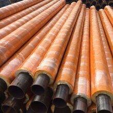 河北保温刚管实力也不容小觑防腐钢管3PE无缝保温聚氨酯防腐保温钢管生产厂家图片