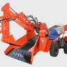 矿用轮式扒渣机履带刮板铣挖机大坡度专用扒渣机
