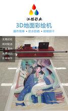 江榕雙噴頭地面打印機車位涂鴉機圖片