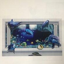 智能墙体绘画室内背景户外广告壁纸壁画图片