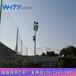 南昌市6米球場照明燈桿安裝方案,8米路燈桿加工工藝