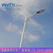 泰宁县城镇道路改造6米光伏路灯杆厂家,螺旋臂路灯杆批发