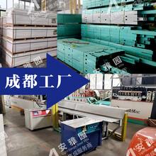 甘肅自建房輕鋼別墅材料廠家輕鋼龍骨歐松板全套輔材圖片
