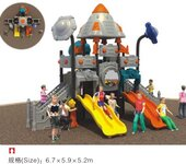 三亚儿童玩具滑滑梯,户外组合滑梯厂家