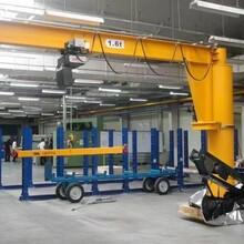 铁岭悬臂式起重机生产厂家图片