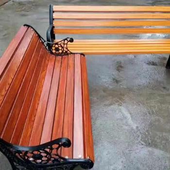 众鑫玻璃钢防腐防锈户外公园椅