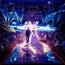 全息夢幻婚禮圖片