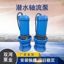 350QJF550-144-410潜水轴流泵河道取水农田灌溉轴流泵图片