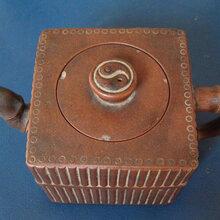 杨彭年紫砂壶拍卖一般价格图片