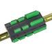 多路电能采集装置AMC16Z-ZA独立两路交流进线模块DC24V电压输出