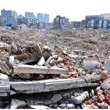中山建筑垃圾回收報價圖片