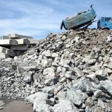韶关建筑垃圾回收站图片