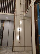 非标壁灯定制用于售楼部酒店大堂图片