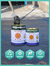 911聚氨酯防水涂料溶剂型耐碱性涂料图片