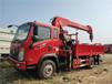 台州8-12吨随车吊价格及配置
