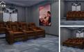 家庭影院沙发
