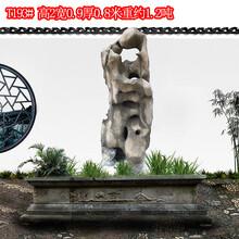 天然景觀石太湖石窟窿石奇石原石草坪點綴石T193