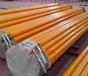 推荐铜川消防热力饮水排水输水3pe防腐钢管厂家价格