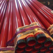 推荐:产品介绍3pe防腐钢管铁岭厂家价格技术指导图片