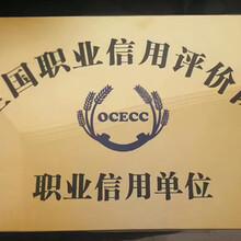 上海全國職業信用評價網bim工程師認證證書圖片