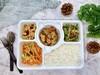 杭州人工智能小镇团体餐配送快餐盒饭外卖预定送餐