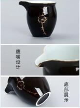 茶壶套组生产厂家图片