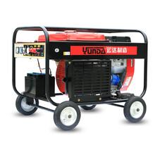 咸阳油田管道专用焊机出售图片