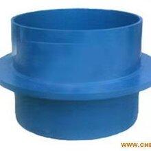 刚性防水套管结构是♀钢管外加翼环用于一般管道穿墙图片