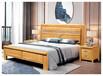 实木床橡木床婚床储物床家具厂家直销批发零售