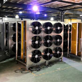 大型木材烘干機卡板家具空氣能烘干機節能環保