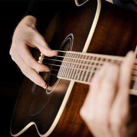 吉他培訓圖