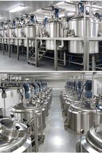 河南不銹鋼反應釜生產廠家圖片