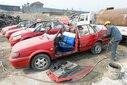 洛阳报废汽车回收图片