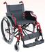 铝合金轮椅折叠轻便小老年人旅行便携手推车