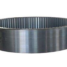 齒圈鍛件回轉支承鍛件軸承鍛件輪胎模具鍛件法蘭大型內齒圈圖片