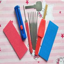 叶片锁锁匠工具分为很多种,叶片锁锁匠工具图片