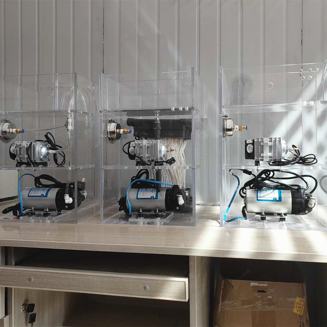 供应MBR膜演示机污水处理试验机