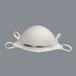 福建KN95杯型头戴式口罩成人防护面罩白色五层防护口罩