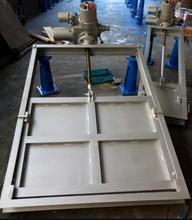 滤池不锈钢气动闸板阀图片