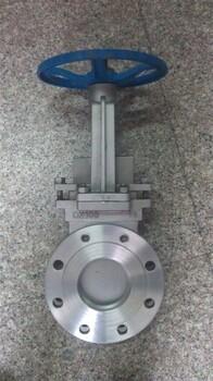 PZ73W-10P手動不銹鋼刀閘閥