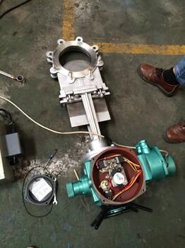 PZ973X、H、Y電動耐磨漿液閥