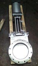 PZ673F-10P氣動插板閥圖片