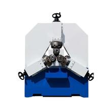 丝杆机、三轴滚牙机、三轴滚丝机、空心管丝杆机、梯形牙滚丝机图片