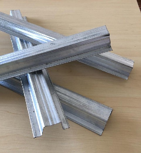 金属挂瓦条图